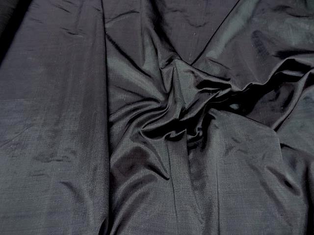 Taffetas de soie gris moyen 1