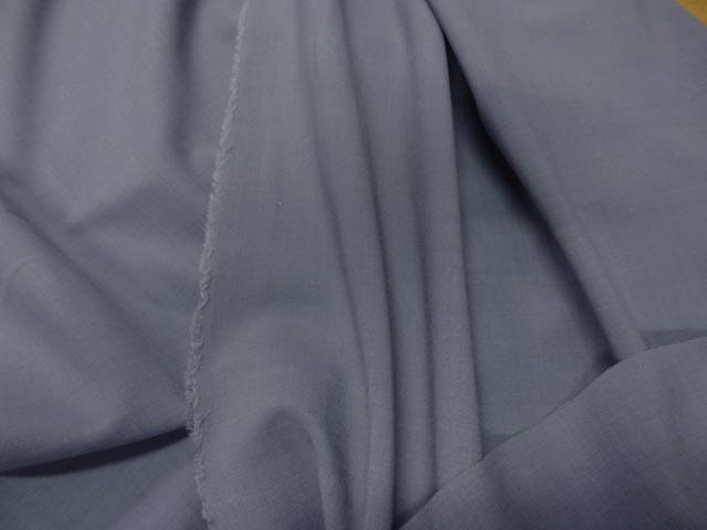 Tergal polyester gris bleu 1