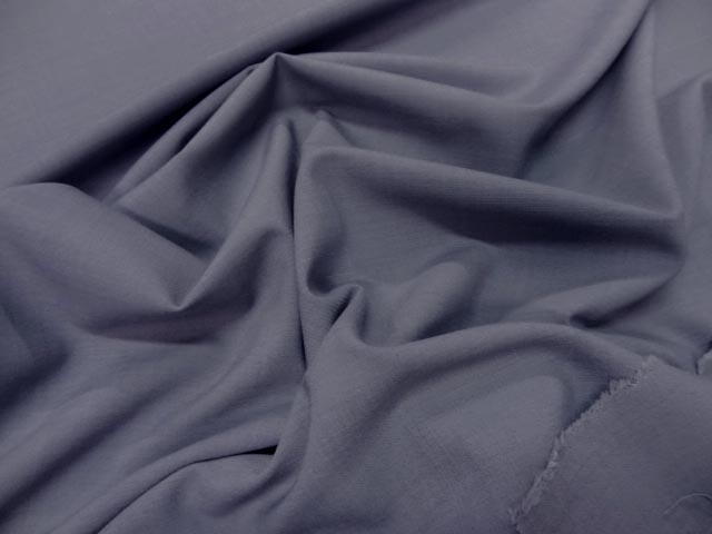 Tergal polyester gris bleu 4