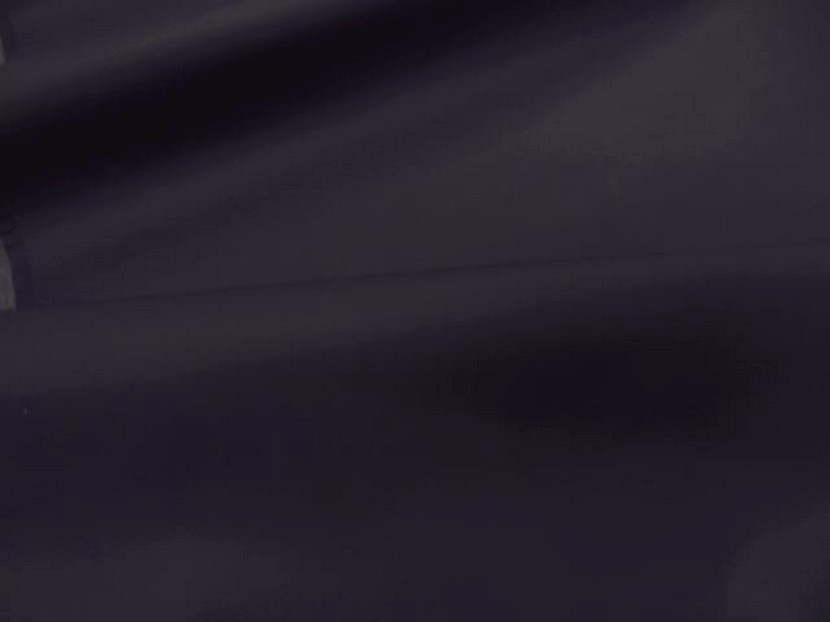 Tissu enduit aubergine 1