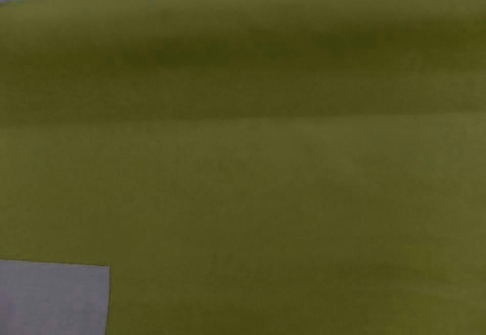 Tissu imitation daim vert olive