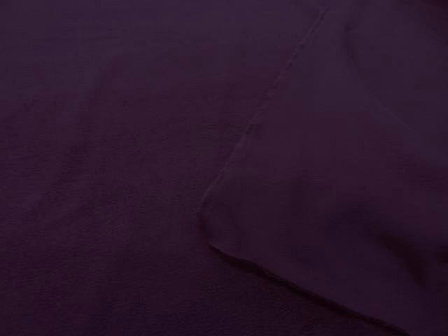 Tissu jersey coton jogging prune