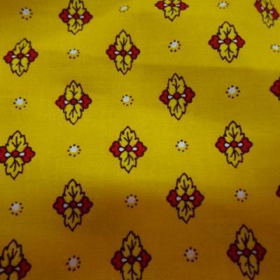 Tissu provencal fond jaune or jpg 4
