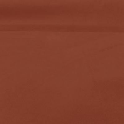 Tissu style alcantara imitation daim orange abricot