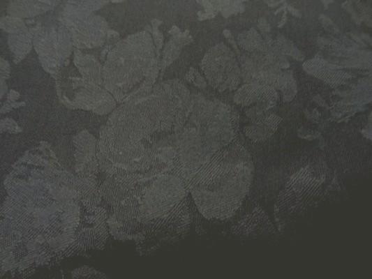 Toile coton damasse gris ton sur ton5