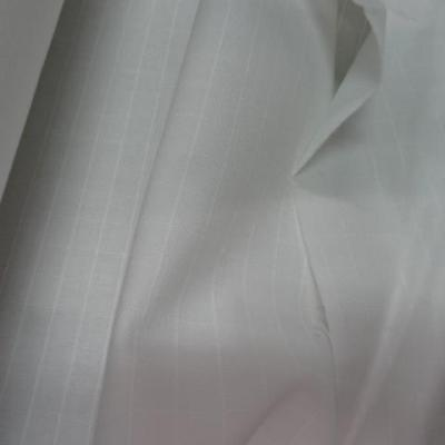 Toile coton faconnee quadrillee ton sur ton 3