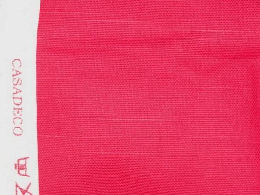 Toile coton imprimée fleur et tige 3