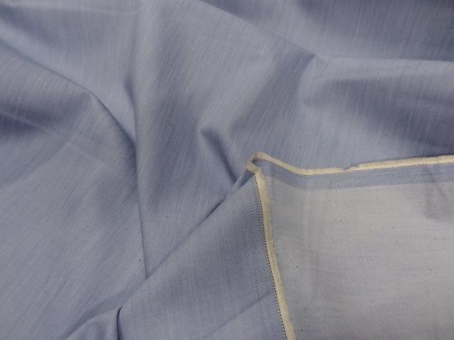 Toile de jean bleuet effet lavis 1