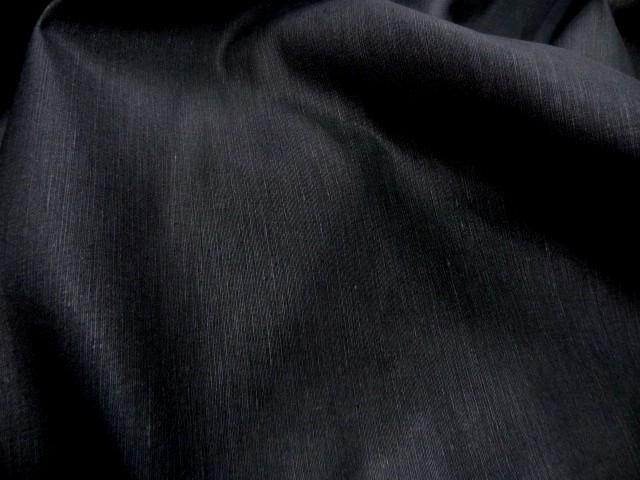 Toile de lin legere noire0 1