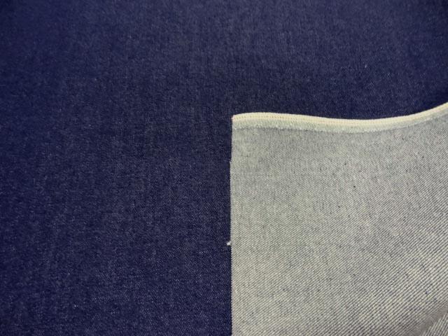 Toile jean bleu 5