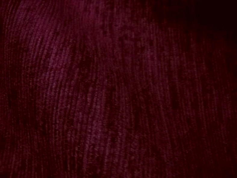 Velours ameublement cotele bordeaux 1 2