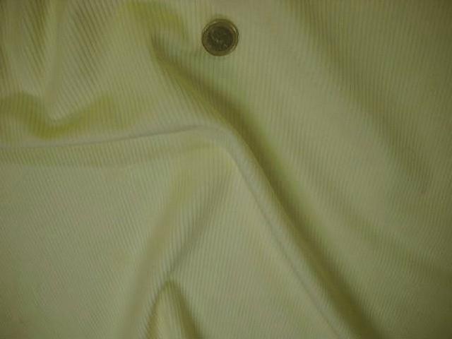 Velours cotele jaune poussin 2