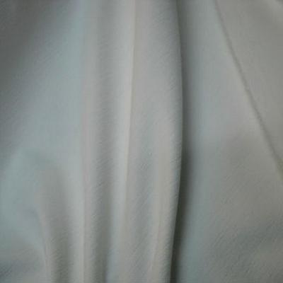 Velours coton blanc 1
