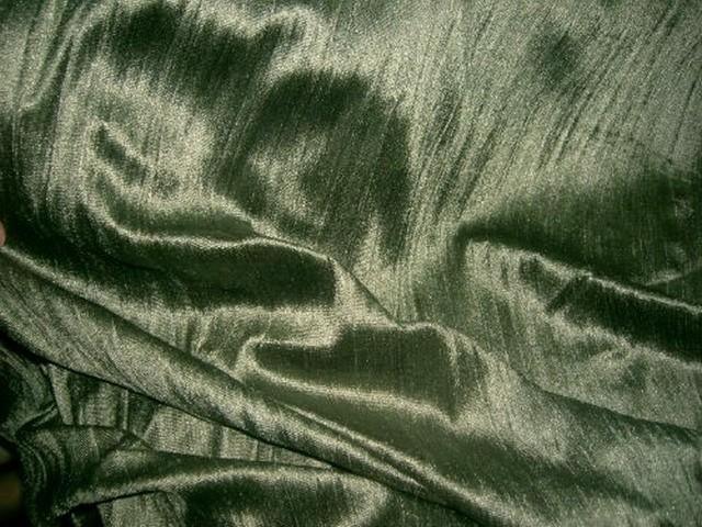 Velours plisse kaki gris