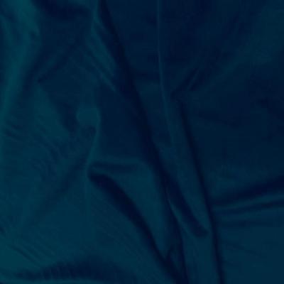 Velours ras d ameublement bleu petrole fonce 2