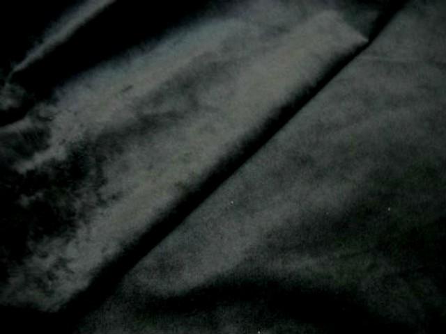 Velours raz noir1