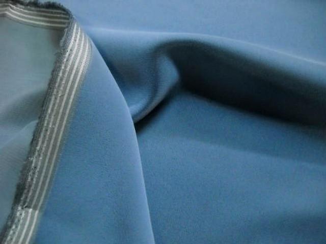 Velours tapissier bleu zinc 2