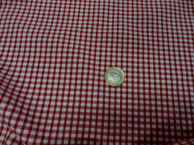 Vichy coton rouge blanc1