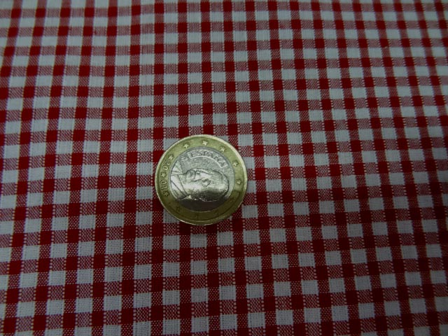 Vichy coton rouge blanc6